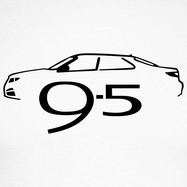 New Saab9-5