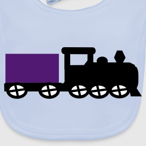 train Accessories - Baby økologisk hagesmæk