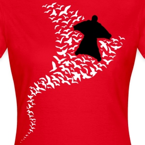 Fly Like The Birds T-Shirts - Women's T-Shirt
