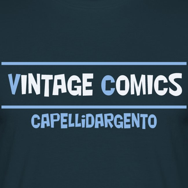 Maglietta Capellidargento