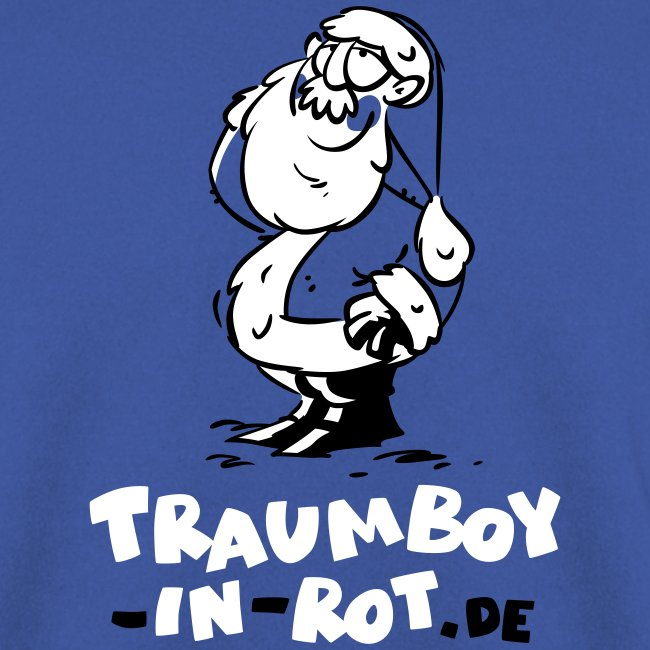 "Männer-Pulli ""Traumboy-in-rot.de"""