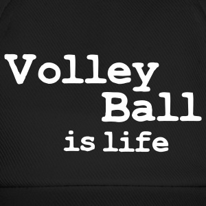 volleyball is life Caps & Hats - Baseball Cap