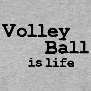 volleyball is life Sweaters - Mannen sweater