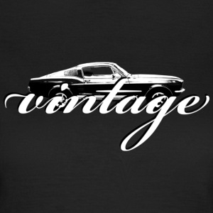 Vintage Car T-Shirts - Frauen T-Shirt