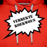 Ontwerp ~ Verrekte Koekwous - Sweater