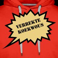 Ontwerp ~ Verrekte Koukwous - sweater