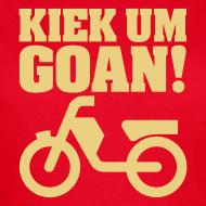 Ontwerp ~ Kiek um Goan!