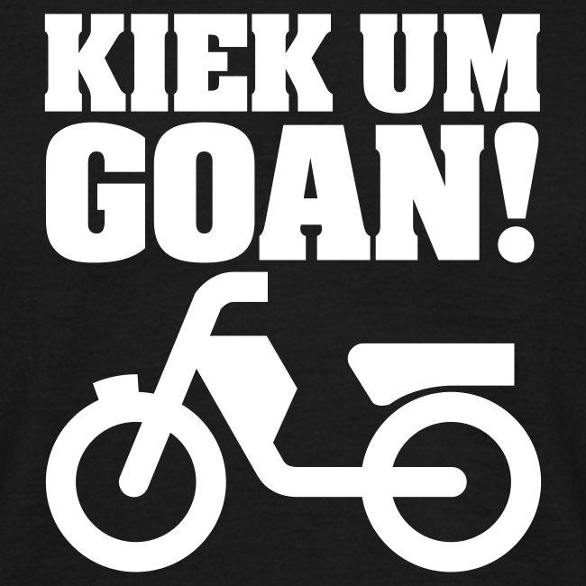 Kiek um Goan!