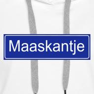 Ontwerp ~ Maaskantje - sweater