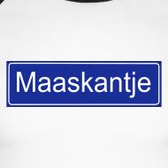 Ontwerp ~ Maaskantje - longsleeve