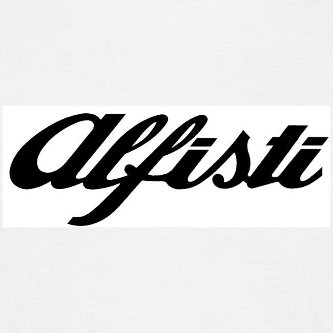 Alfisti Comfort T ( Big Logo)