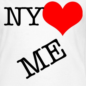 NY love me - Frauen T-Shirt