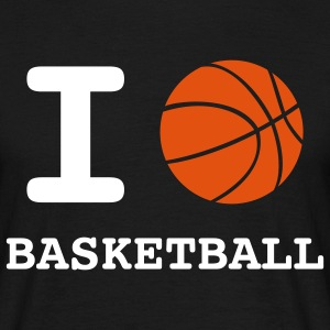 LOVE BASKETBALL T-Shirts - T-shirt Homme