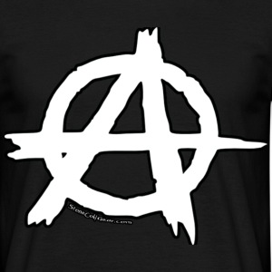 anarchy T-Shirts - Men's T-Shirt