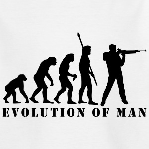 evolution_sportschuetze_a_1c Shirts - Teenage T-shirt