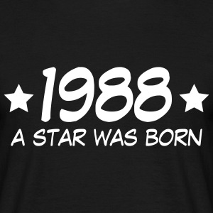 1988 - A Star is born T-shirts - T-shirt Homme