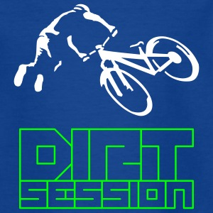 Dirt Session Kinder T-Shirts - Teenager T-Shirt