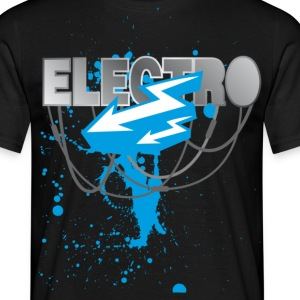ELECTRO RAVE T-Shirts - Men's T-Shirt