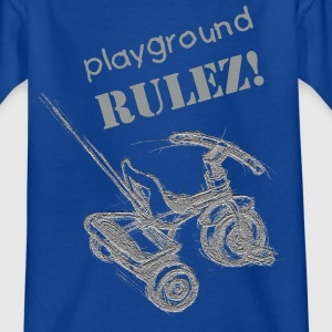 Playground rulez! - Teenager T-Shirt
