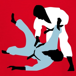 judo_a_3c T-shirts - Teenager-T-shirt