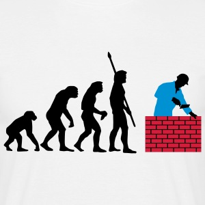 evolution_maurer_a_3c T-Shirts - Men's T-Shirt