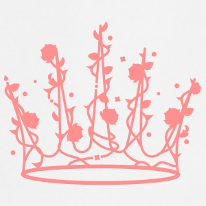 Sleeping Beauty crown of roses and thorns  Aprons - Cooking Apron