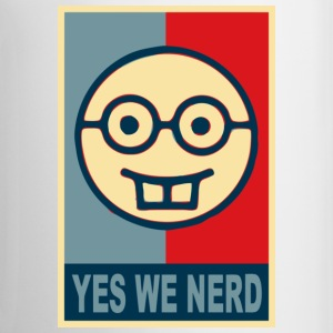 Yes We Nerd Botellas y tazas - Taza