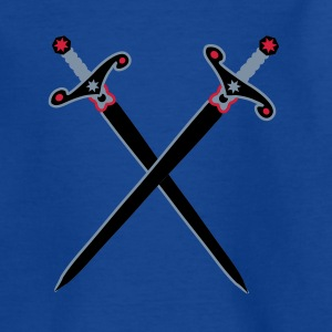 Sword Medieval fantasy Patjila Kids' Shirts - Teenage T-shirt