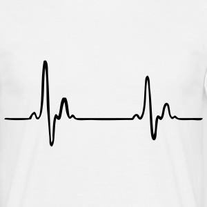 ekg profession T-Shirts - Men's T-Shirt