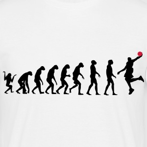 evevolution basketball T-Shirts - Men's T-Shirt
