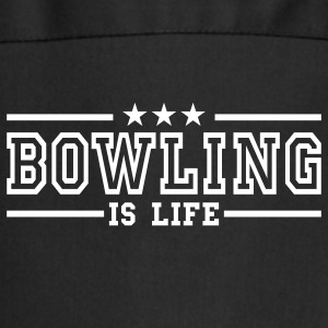 bowling is life deluxe  Aprons - Cooking Apron