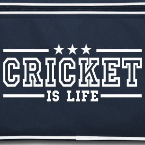 cricket is life deluxe Sacs - Sac Retro