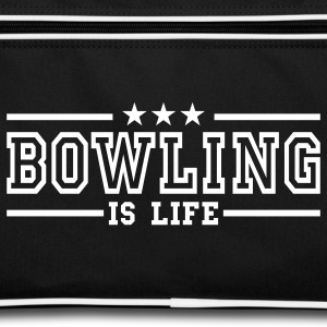 bowling is life deluxe Bags  - Retro Bag