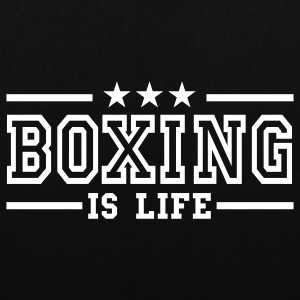 boxing is life deluxe Sacs - Tote Bag