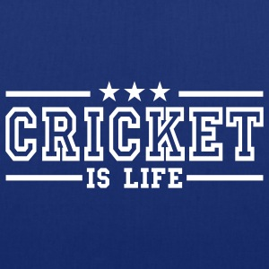 cricket is life deluxe Sacs - Tote Bag