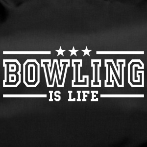 bowling is life deluxe Sacs - Sac de sport