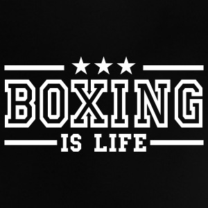 boxing is life deluxe Babytröjor - Baby-T-shirt