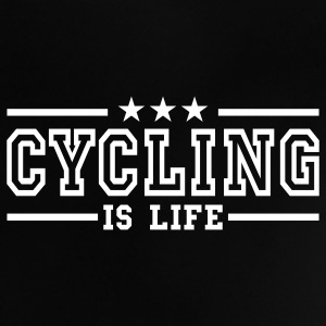 cycling is life deluxe Baby Shirts  - Baby T-Shirt