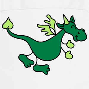 Cute Green Dragon  Aprons - Cooking Apron