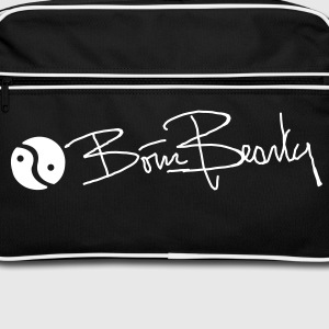 Born Beauty Retro Bag zwart - Retro Bag