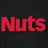 Design ~ Nuts Logo Men's T-Shirt