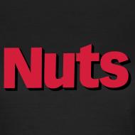 Design ~ Nuts Logo Women's T-Shirt