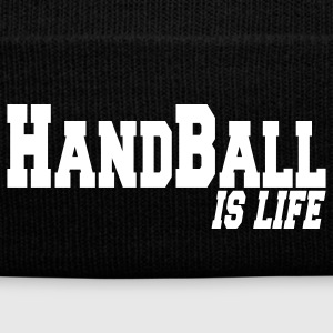 handball is life Caps & Mützen - Wintermütze