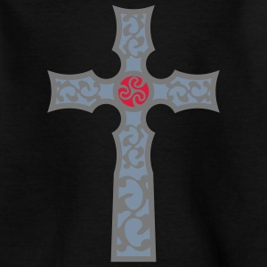tribal_cross_a_3c Shirts - Teenage T-shirt