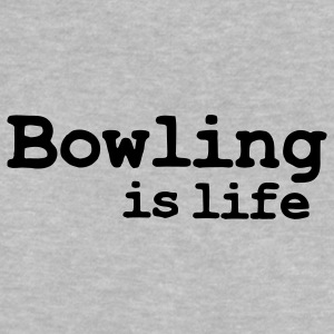 bowling is life T-shirts Bébés - T-shirt Bébé