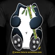 Motif ~ Panda homme noir
