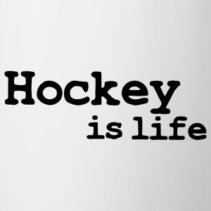 hockey is life Kubki - Kubek