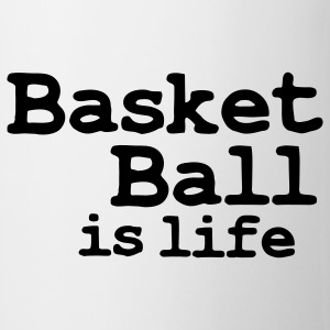 basketball is life Krus - Kop/krus