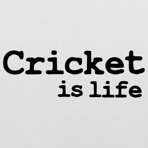 cricket is life Bags  - Tote Bag