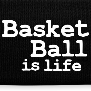 basketball is life Kasketter & Huer - Winterhue